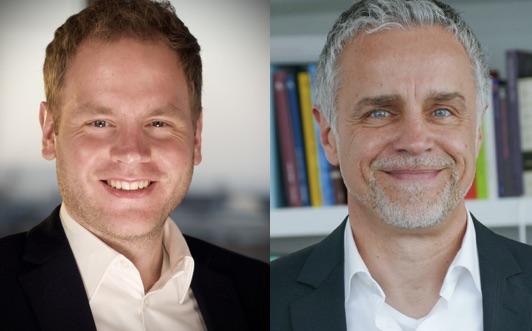 Florian Schild und Ralf Wiemann